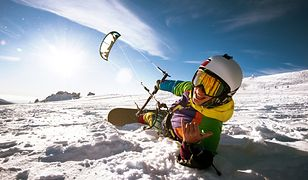 Nietypowe sporty zimowe