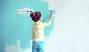 Malowanie ścian łatwiejsze, niż myślisz. Porady na wagę złota