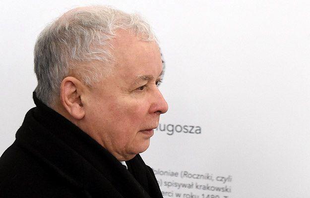 Jarosław Kaczyński: są oznaki powstawania przeciwwagi dla Brukseli