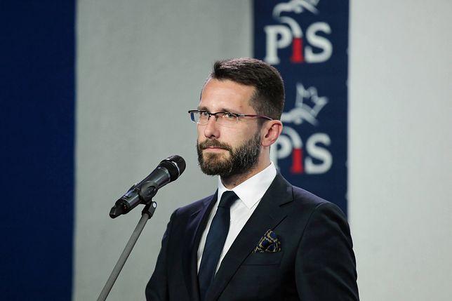 Radosław Fogiel mówił też m.in. o 30-krotności ZUS