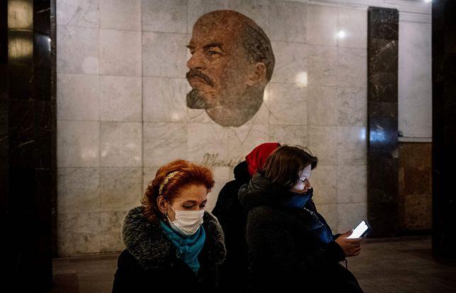 Koronawirus z Chin. Rosja zamyka się dla obywateli Chin.