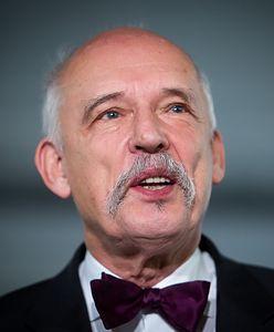 Janusz Korwin-Mikke ukarany za kontrowersyjne wpisy na Twitterze