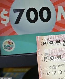 Padła główna wygrana w loterii Powerball w USA. Kumulacja z 40 losowań