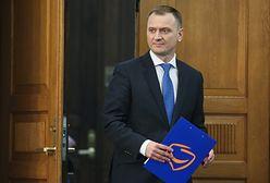 Niższa pensja posła Nitrasa. To kara za dyskusję z marszałkiem Sejmu