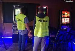 Świętochłowice. Gry kontrolne wyjaśniły sprawę, nielegalne automaty w rękach policji