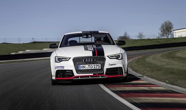 Audi RS 5 TDI competition concept z najlepszym czasem na torze Sachsenring