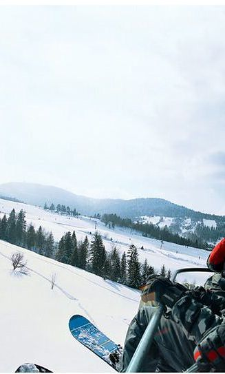 Ferie zimowe w Wierchomli