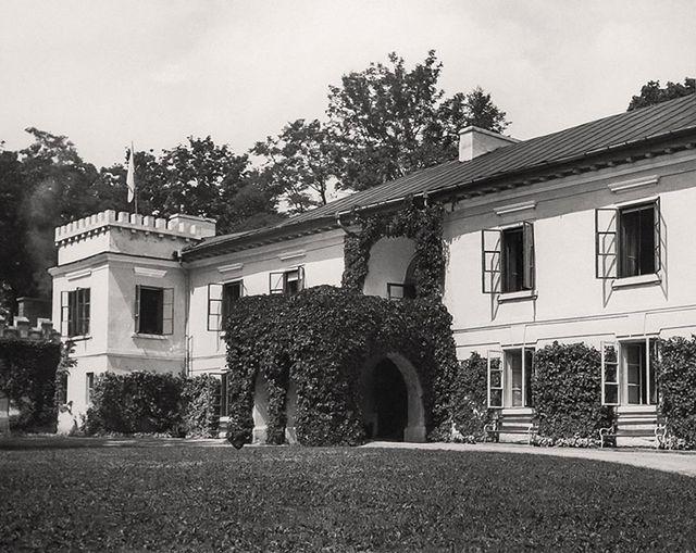 Bogate rezydencje polskich elit