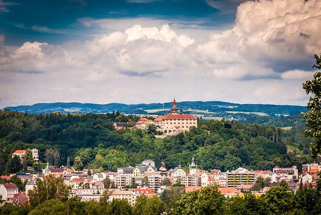 Zamek Nachod, Czechy