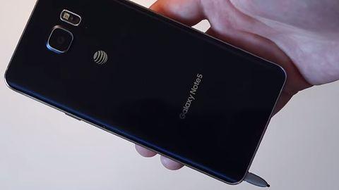 Włóż odwrotnie rysik, a popsujesz Samsunga Galaxy Note 5