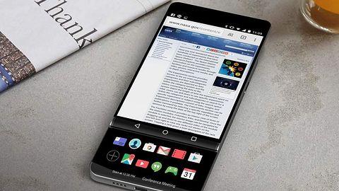 LG V30 z wysuwanym drugim ekranem. Wielki powrót sliderów?