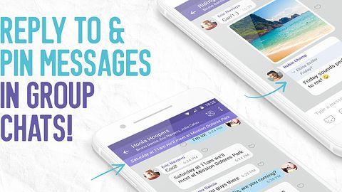 Nowa wersja Vibera dostępna: przydatne nowości w komunikacji grupowej