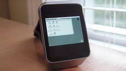 Bo można: Macintosh II na Android Wear, Apple Watch z przeglądarką
