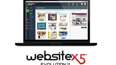 Nowy WebSite X5 z nowoczesnym interfejsem i bardziej intuicyjną obsługą (aktualizacja)