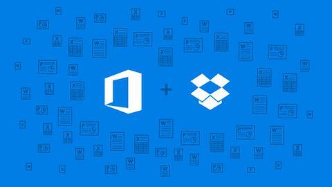 Dropbox łączy siły z Microsoftem. Otrzymamy lepszą współpracę z Office i aplikację na Windows Phone