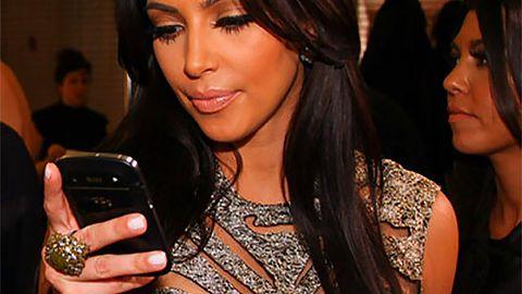 BlackBerry wychodzi na prostą, Kim Kardashian chciałaby uratować firmę