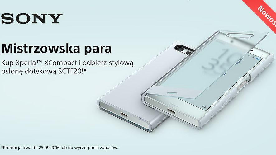Mistrzowska Para: pierwsze rozdanie! Rusza przedsprzedaż smartfonów Sony Xperia XCompact #prasówka