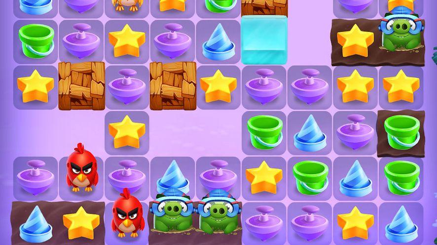 Angry Birds Match – grywalna i dopracowana gra logiczna na weekend