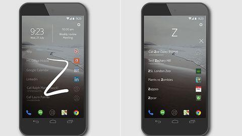 Z Launcher, czyli jak Nokia wyobraża sobie ekran startowy na Androidzie