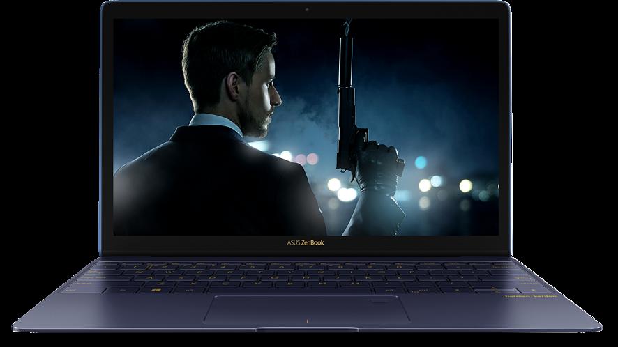 ZenBook 3 – lżejszy, cieńszy i mocniejszy niż MacBook #Computex
