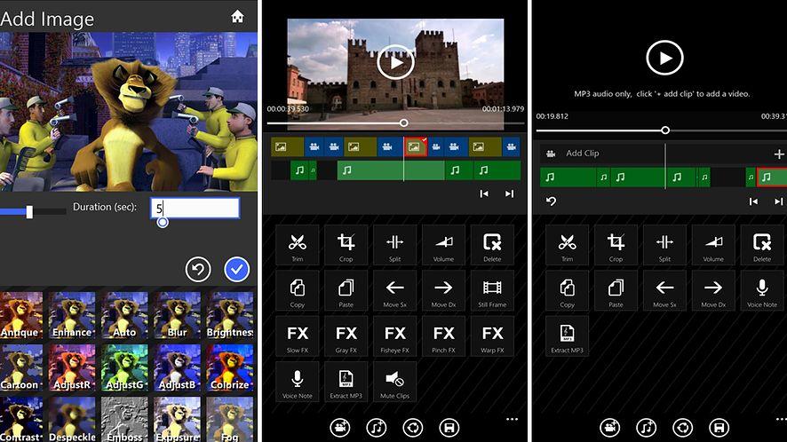 Movie Maker 8.1 – edycja wideo w Windows Phone 8.1