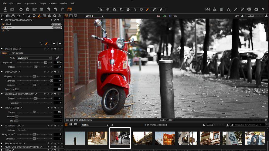 Szybsza obróbka zdjęć z Capture One PRO 8 i kolejna subskrypcja