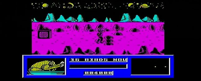 Star Paws na ZX Spectrum