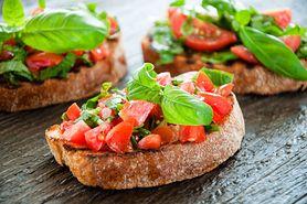 Bruschetta - kalorie i wartości odżywcze, przepis i sposoby podania