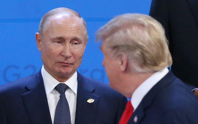 "Putin pociąga za sznurki? ""To jego marionetki"""