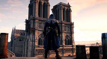 Assassin's Creed: Unity 7 lat później. Mody sprawiły cuda - Assassin's Creed: Unity zasłynęło doskonałym odwzorowaniem Paryża z okresu rewolucji.