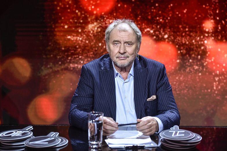 Odmieniony Andrzej Grabowski z nową partnerką. Zostali przyłapani w Sopocie