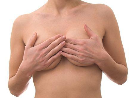 Próżniowy masaż piersi