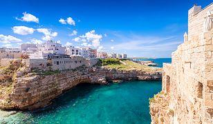 Apulia to 800 km czystych plaż