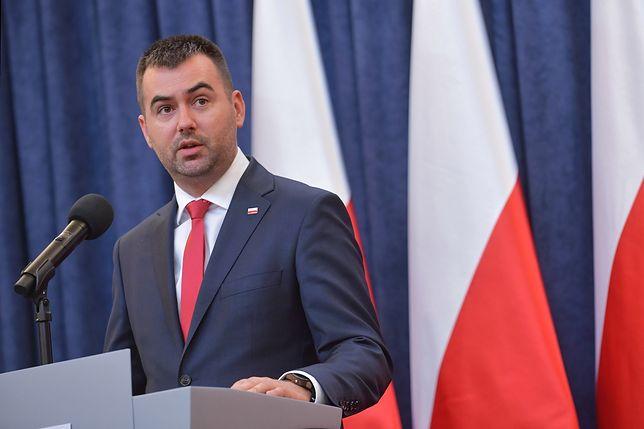 Błażej Spychalski podkreślił, że urlop prezydencki nie istnieje