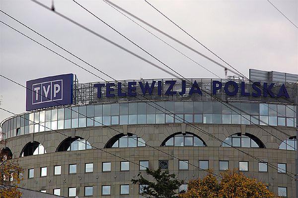 Siedziba Telewizji Polskiej na ul. Woronicza w Warszawie