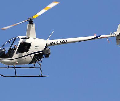 Odnaleziono ciało 61-letniego pilota