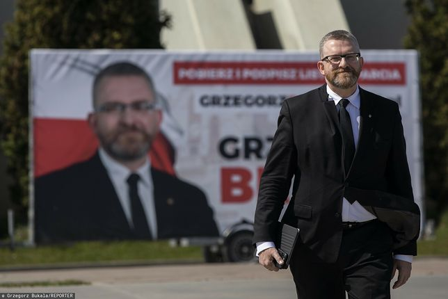 Rzeszów. Grzegorz Braun - kandydat na prezydenta miasta z Konfederacji