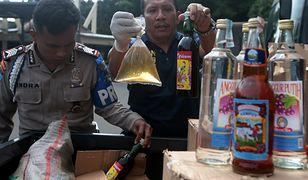 Masowe zatrucia bimbrem w Indonezji. Nie żyje ponad 100 osób