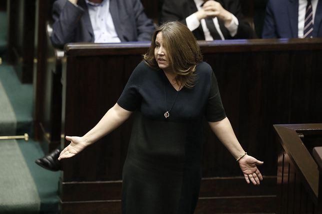 Konwencja Stambulska. Joanna Lichocka zabrała głos