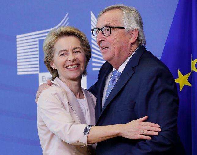 Ursula von der Leyen ma szanse zastąpić Jean-Claude'a Junckera na czele Komisji Europejskiej
