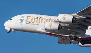 Airbus A380 linii lotniczych Emirates Airline
