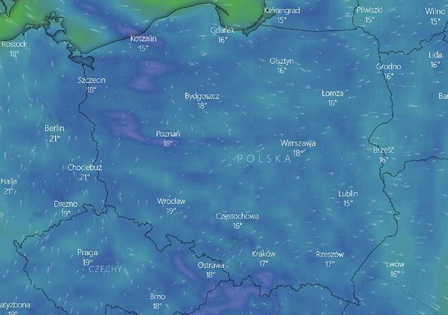 Pogoda w Polsce. Prognoza zagrożeń IMGW. Bądź na bieżąco i śledź radar burzowy online