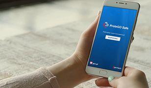 Ministerstwo Cyfryzacji uruchomiło aplikację ProteGO Safe do śledzenia koronawirusa
