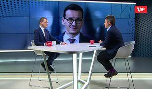 Expose Mateusza Morawieckiego jak Donalda Tuska? Stanowcza reakcja Pawła Szefernakera