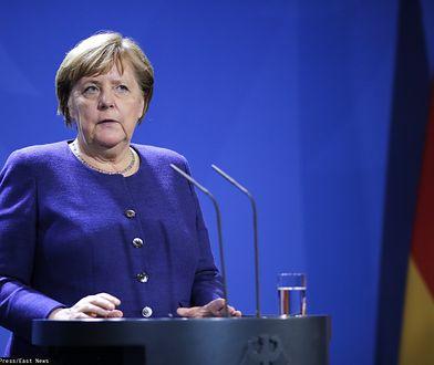 Kanclerz Republiki Federalnej Niemiec Angela Merkel (zdj. arch.)