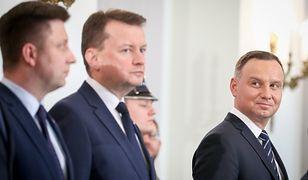 Andrzej Duda wręczy nominacje generalskie w święto Wojska Polskiego