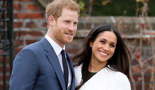 Książę Harry i Meghan Markle pobiorą się w maju 2018 roku