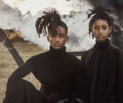 """Willow i Jaden Smith dla """"Interview Magazine"""""""