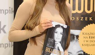 "Natalia Janoszek promuje książkę ""Za kulisami Bollywood"""