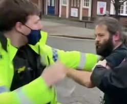 Polak pobity przez brytyjskiego policjanta. Pan Lucjan otrzymał kolejny cios